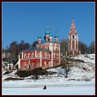 Триколор-пейзаж :: Николай Белавин