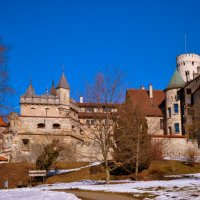 Замок Лихтенштайн(Германия) :: Georg Förderer