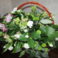 Корзина цветов :: раиса Орловская
