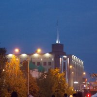 Здание областной прокуратуры (г.Костанай) :: Svetlana Baklykova