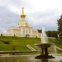 Нижний парк, фонтан. :: Лия ☼
