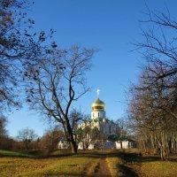 Дорога к храму... :: Tatiana Markova