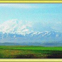 Панорама Кавказа :: Лидия (naum.lidiya)