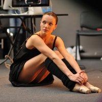 Балерина :: Дмитрий Ромашев