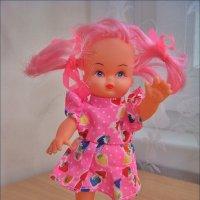 Куколка Анечка :: Нина Корешкова