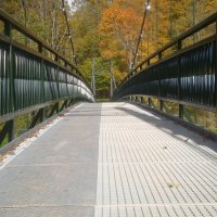 Подвесной мост :: Mariya laimite