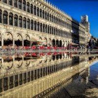 Венеция. Площадь Святого Марка. :: Александр Лебедев