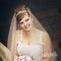 Классический портрет невесты от свадебного фотографа Алины Траут :: Алина Траут
