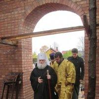 Вход во храм. :: Михаил Попов