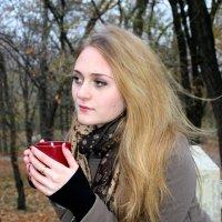 греемся чашкой кофе :: Tatiana Savelchenko