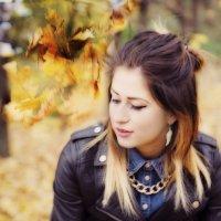 В пламени рыжего цвета забыться :: Ирина Данилова