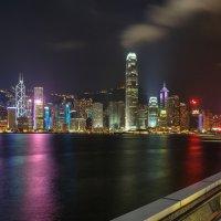 Ночной Гонконг :: Антон Мазаев