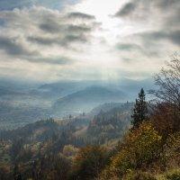 утро в горах :: Ksjy Kotovenko
