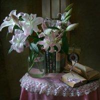 С лилиями... :: lady-viola2014 -