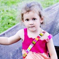 Девчушка :: Галия Дмитриева