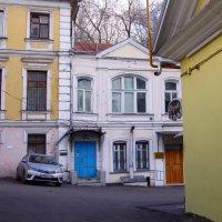 Московские дворики :: Елена Гаврилова lega