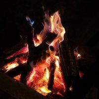 Тепло огня :: Александр Резуненко