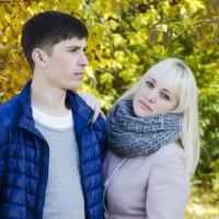 Ирина и Рустам :: Кристина Кравченко