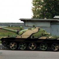 Средний танк Т-62 (объект 166) :: Александр Качалин