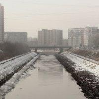 На реке,на Абе. :: Дмитрий Арсеньев