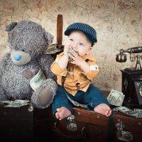 Дон Карлионе в детстве ))) :: Мария Дергунова