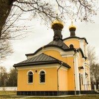Возрождение Храма :: Николай Косенок