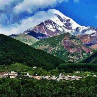 Кавказ :: Александр Корчемный