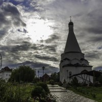 Спасо-преображенский воротынский женский монастырь :: Виктор