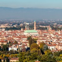 Panorama di Vicenza :: Aнатолий Бурденюк