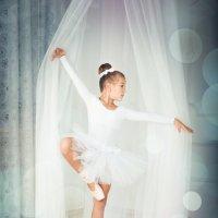 Маленькая балерина ... :: Мария Дергунова