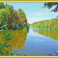 Отдых на природе :: Лидия (naum.lidiya)