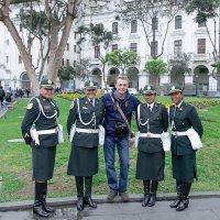 Полиция Лимы. :: Аркадий Шведов