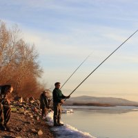 Рыбаки :: Аркадий Тейбеш