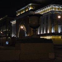 Ночь...Адмиралтейство...... :: Владимир Питерский