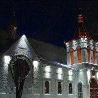 Домовой храм св. Кирилла и Мефодия при университете. :: Евгения Куприянова