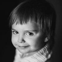 Детский портрет :: Мария Буданова