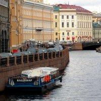 Санкт-Петербург. Река Мойка. Вариант 2. :: Фотогруппа Весна.