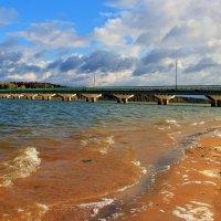 Мост через Озернинское вдхр :: Евгений (bugay) Суетинов