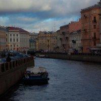 Санкт-Петербург. Река Мойка. Вариант 1. :: Фотогруппа Весна.