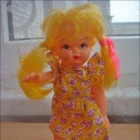 Куколка Наташенька :: Нина Корешкова