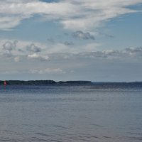 Небо, вода, парус :: Svetlana27
