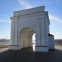 Иртышские ворота,речные. :: раиса Орловская