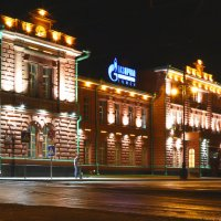 Газпром Томск. :: Павел Нагорнов