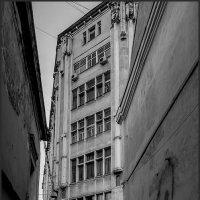 Улицы московские... Милютинский переулок :: Наталья Rosenwasser