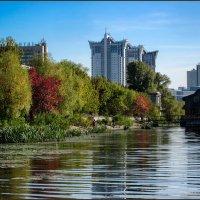 Осень в Киеве :: Игорь Бакбардин