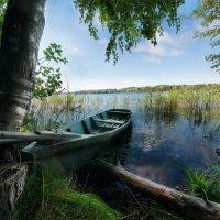 Озеро :: Сергей Наранович