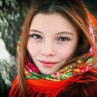 Три портрета Алины...Третий... :: елена юлашева