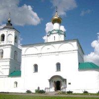Васильевский собор ( 1662-1669гг. ) Васильевского монастыря в Суздале :: Ирина Борисова