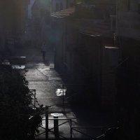 Утро на улице Кармель :: Татьяна [Sumtime]