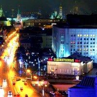 Вечерняя Москва :: Тамара